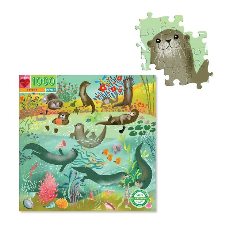 Otters Puzzle
