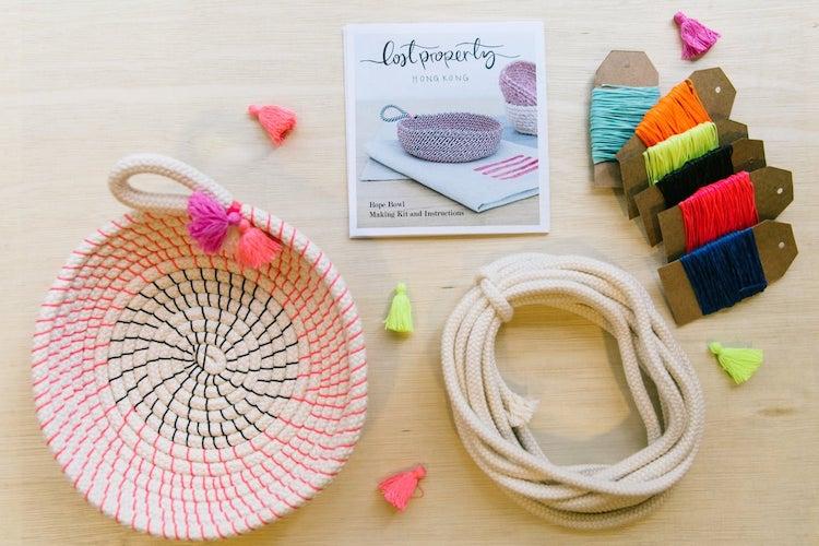 Rope Making Kit