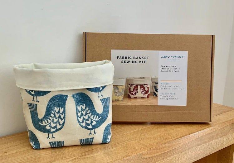 Sewing Basket Kit