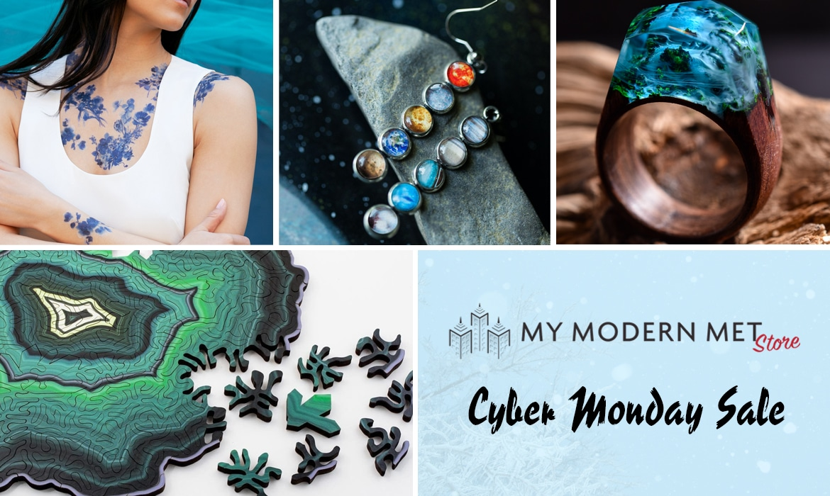 Cyber Monday Deals at My Modern Met Store