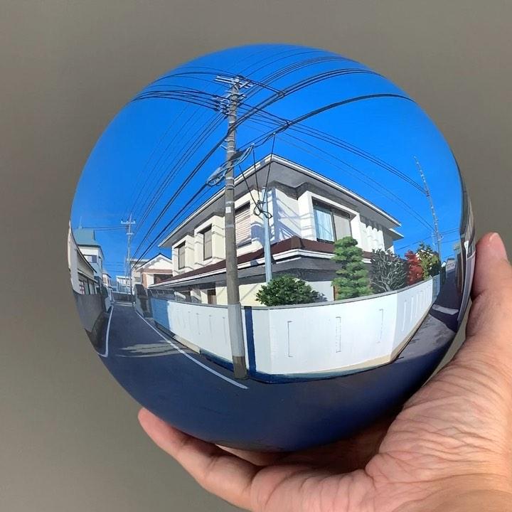 Flatball by Daisuke Samejima