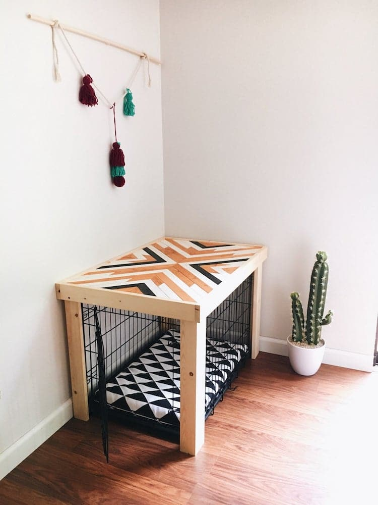 Dog Crate Table Cover
