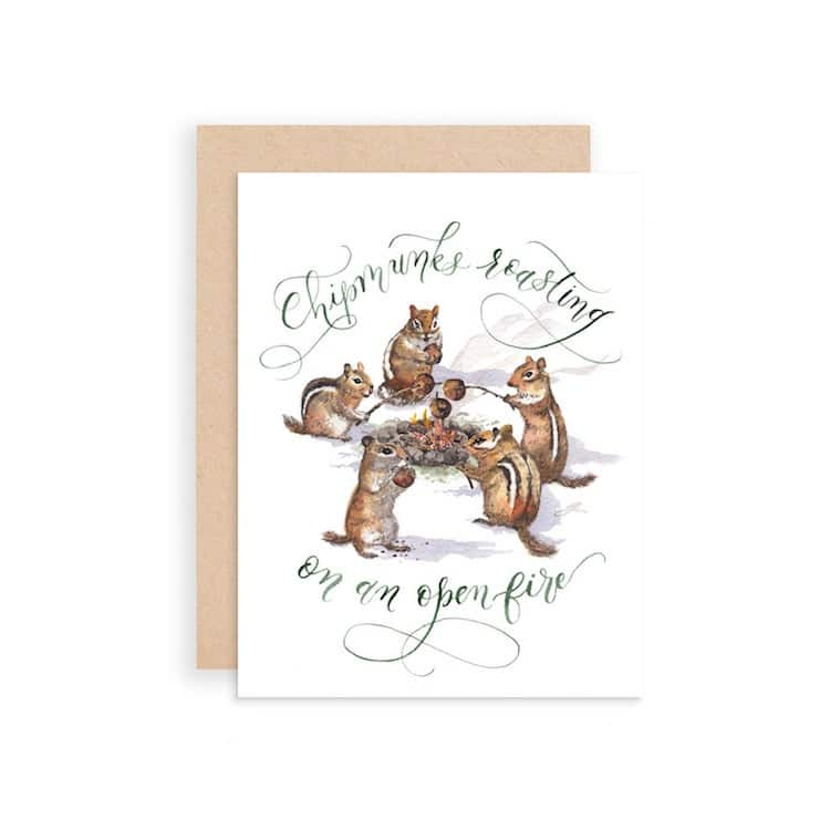 Funny Holiday Card