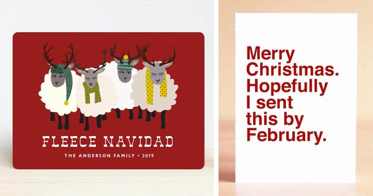 42 Funny Holiday Cards To Fill The Season With Laughter