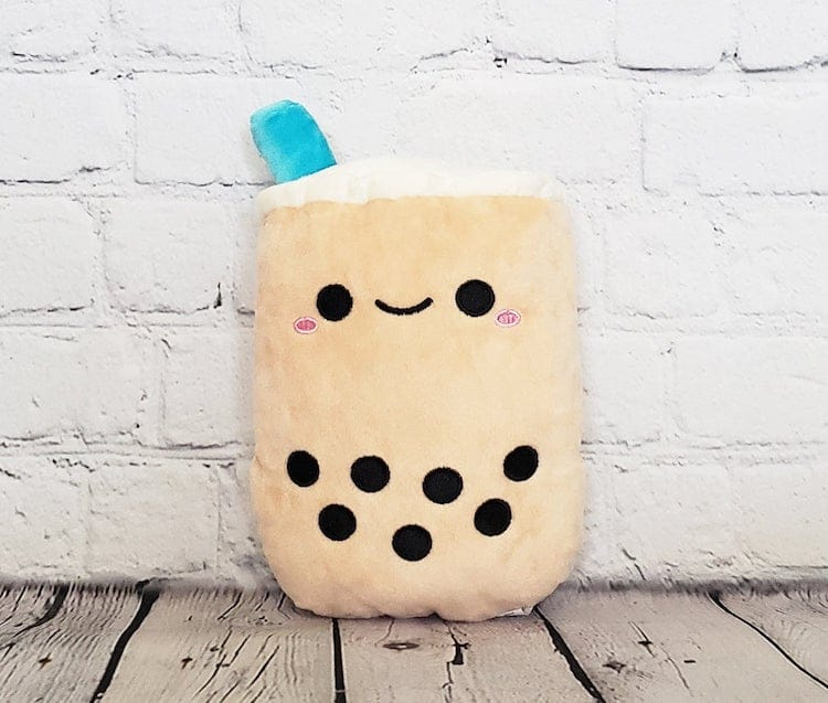 Boba Tea Dog Toy