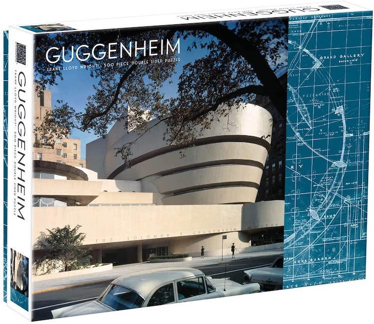 Guggenheim Puzzle