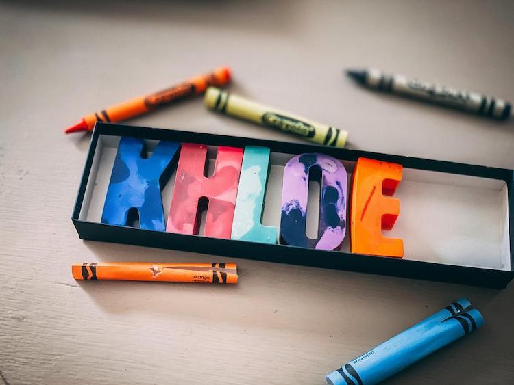 Nombres de crayones
