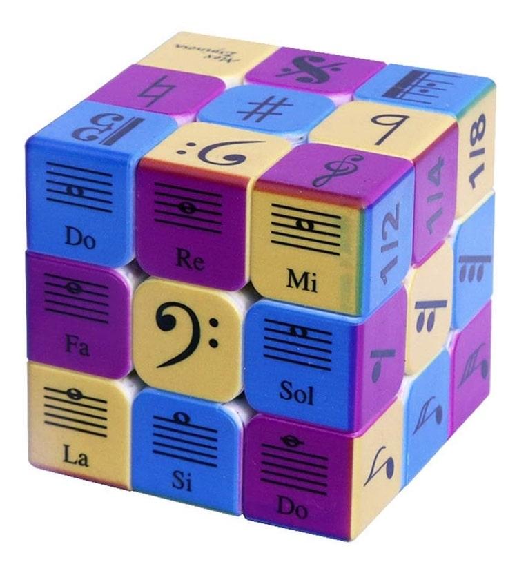 Music Rubix Cube
