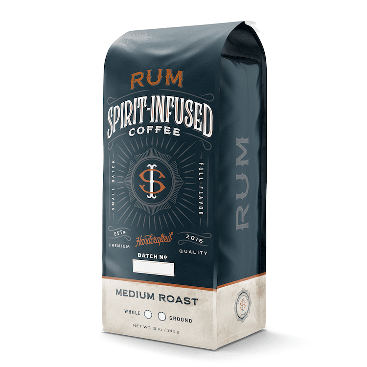 Spirit Infused Coffee