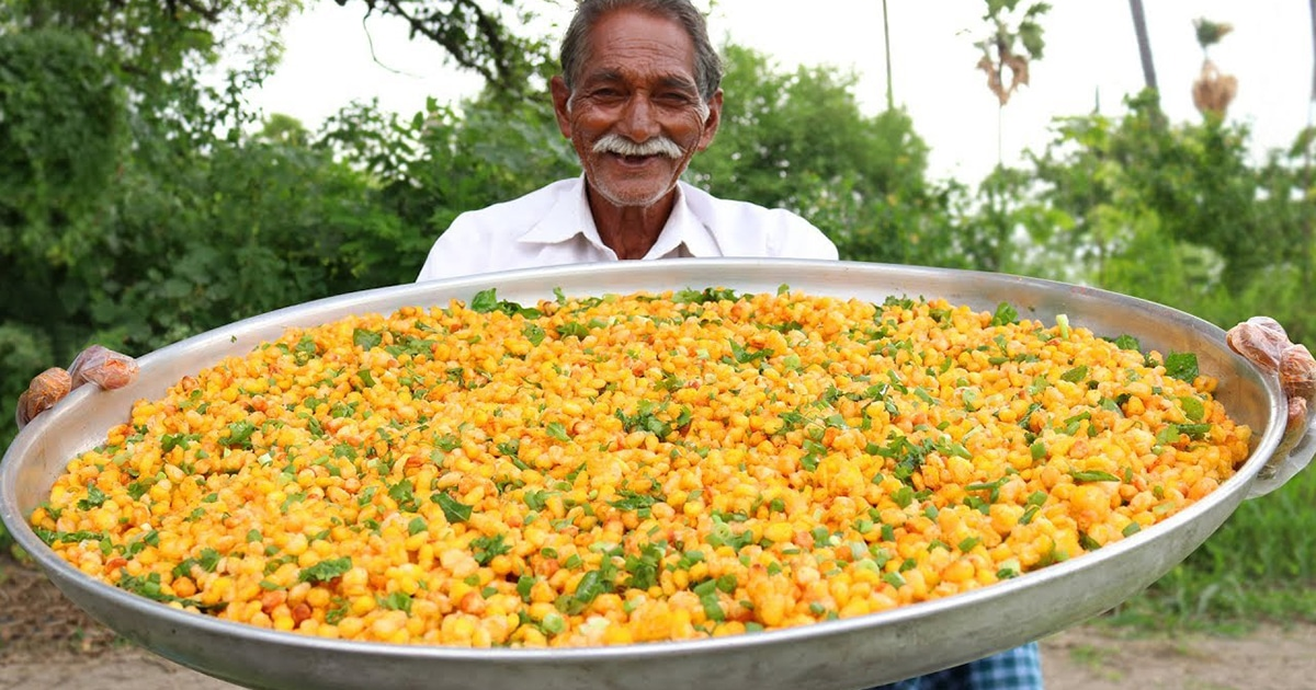 Indian Grandpa Who Made Huge Meals For Orphans Sadly Passed Away
