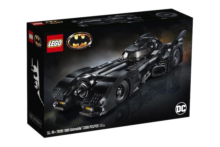 batimovil LEGO Batmovil
