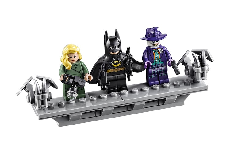 batman y gusaon lego