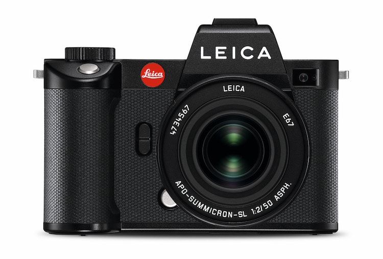 Leica SL2 Mirrorless Full-Frame Camera