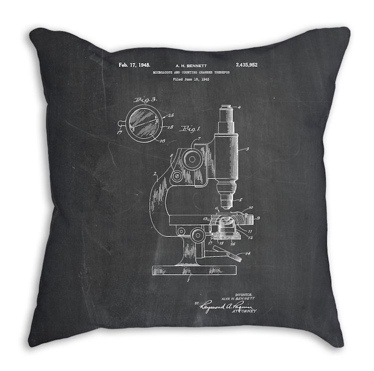 Microscope Pillow