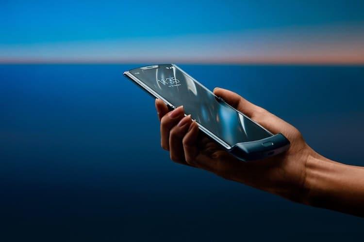 Motorola Razr, el nuevo smartphone plegable