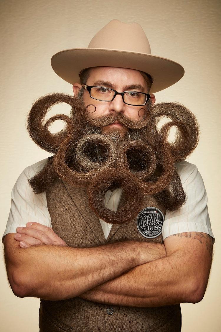 Wild Beard Art