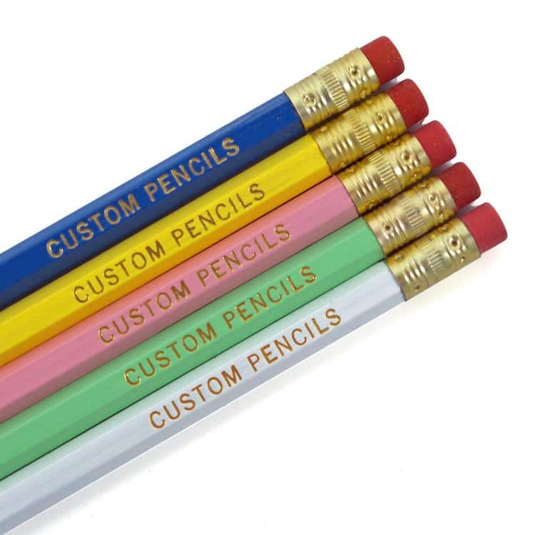 Personalized Pencil Set