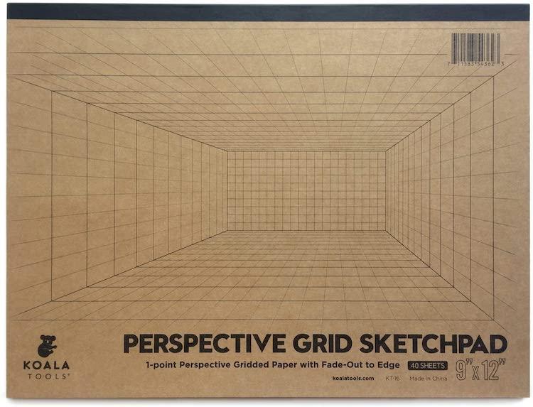 Perspective Sketchbook
