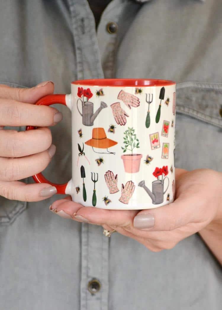 Gardening Mug