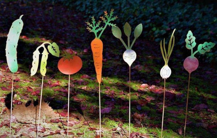 egetable Garden Marker