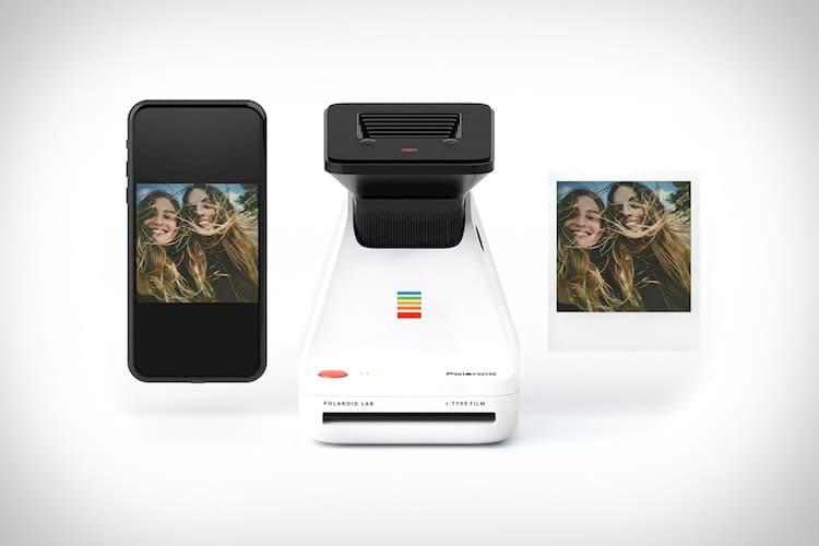 Polaroid Lab, la impresora de Polaroid