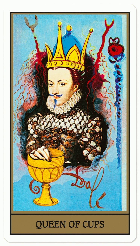 Salvador Dalí Tarot por Taschen
