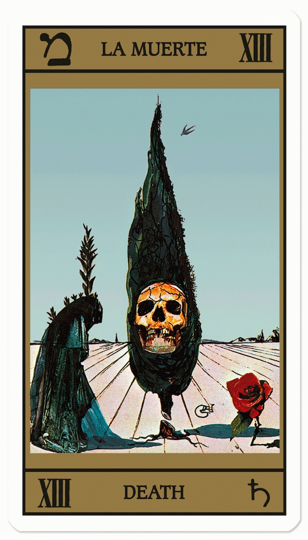 Salvador Dalí Tarot Cards by Taschen