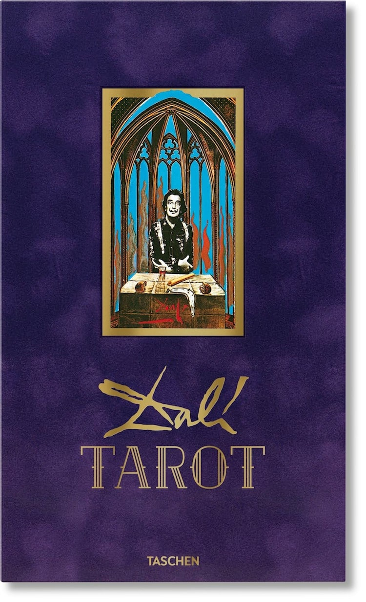 cartas del tarot Salvador Dalí Taschen
