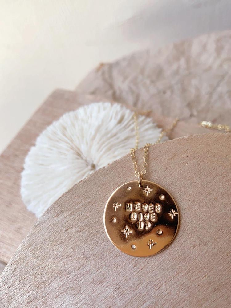 Motivational Necklace