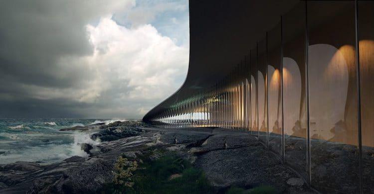 Arquitectura contemporánea en Noruega