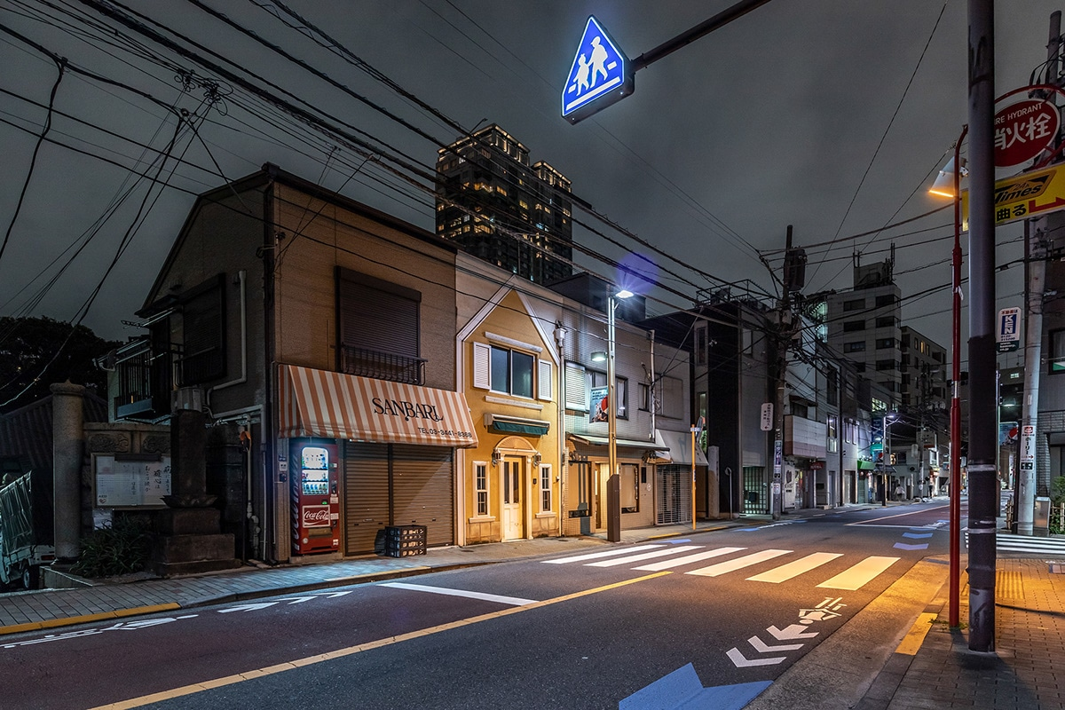 Calles de Tokio por la noche por Robert Götzfried