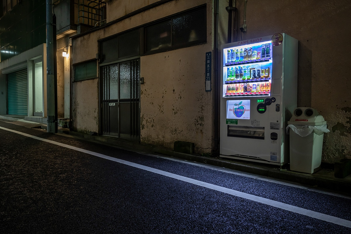 Tokyo Sleeps Tonight Photo Series by Robert Götzfried