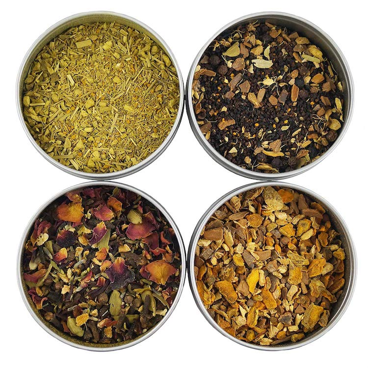 Turmeric Tea Sampler