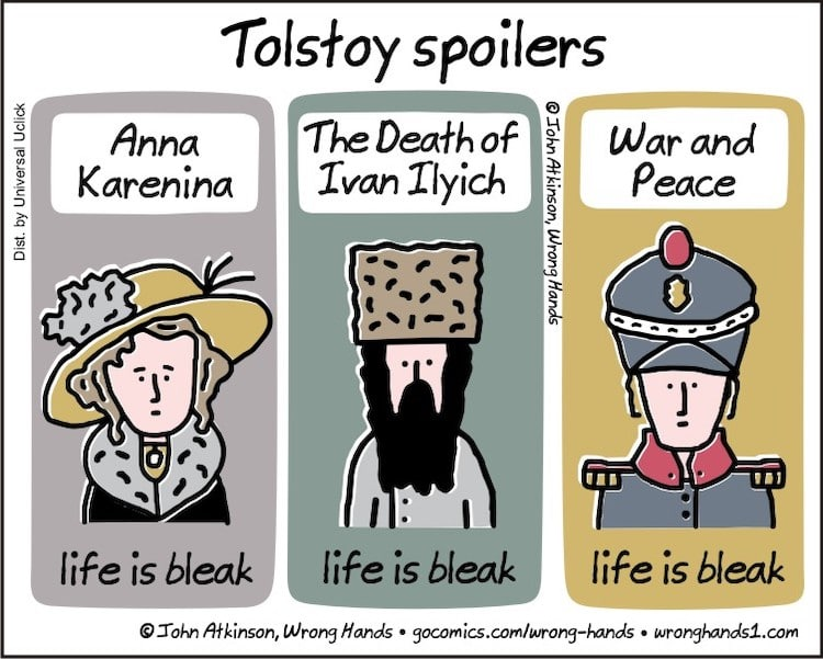 Funny Book Cartoons by Wronghands