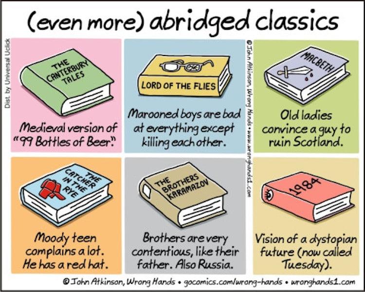Abridged Classics Artist John Atkinson