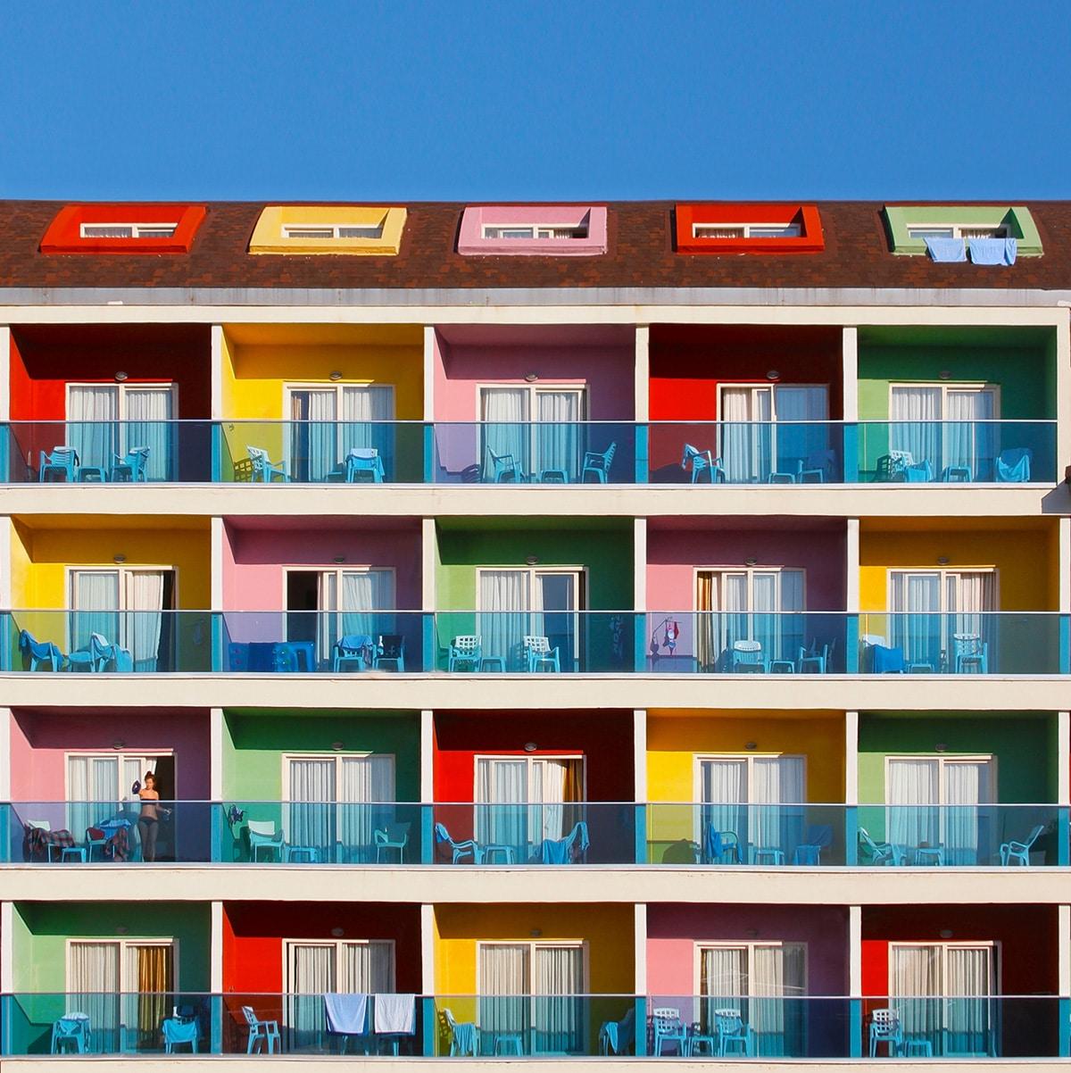 Yener Torun fotografía arquitectónica