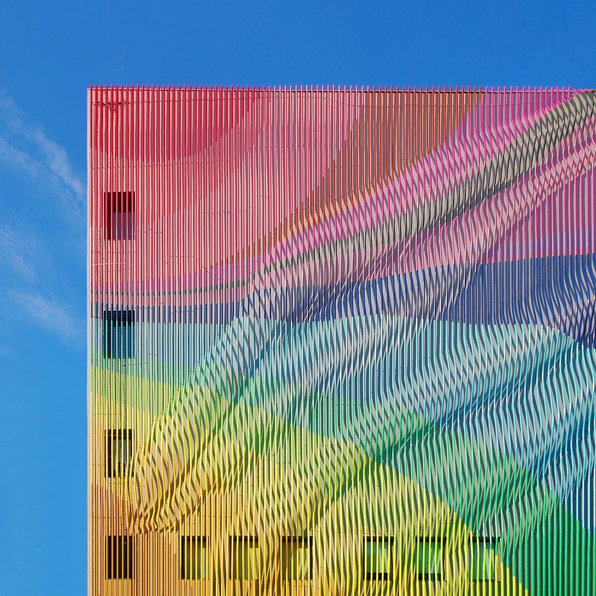 Yener Torun Ciudades arcoíris