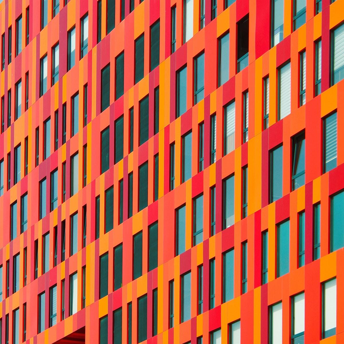 Arquitectura de colores
