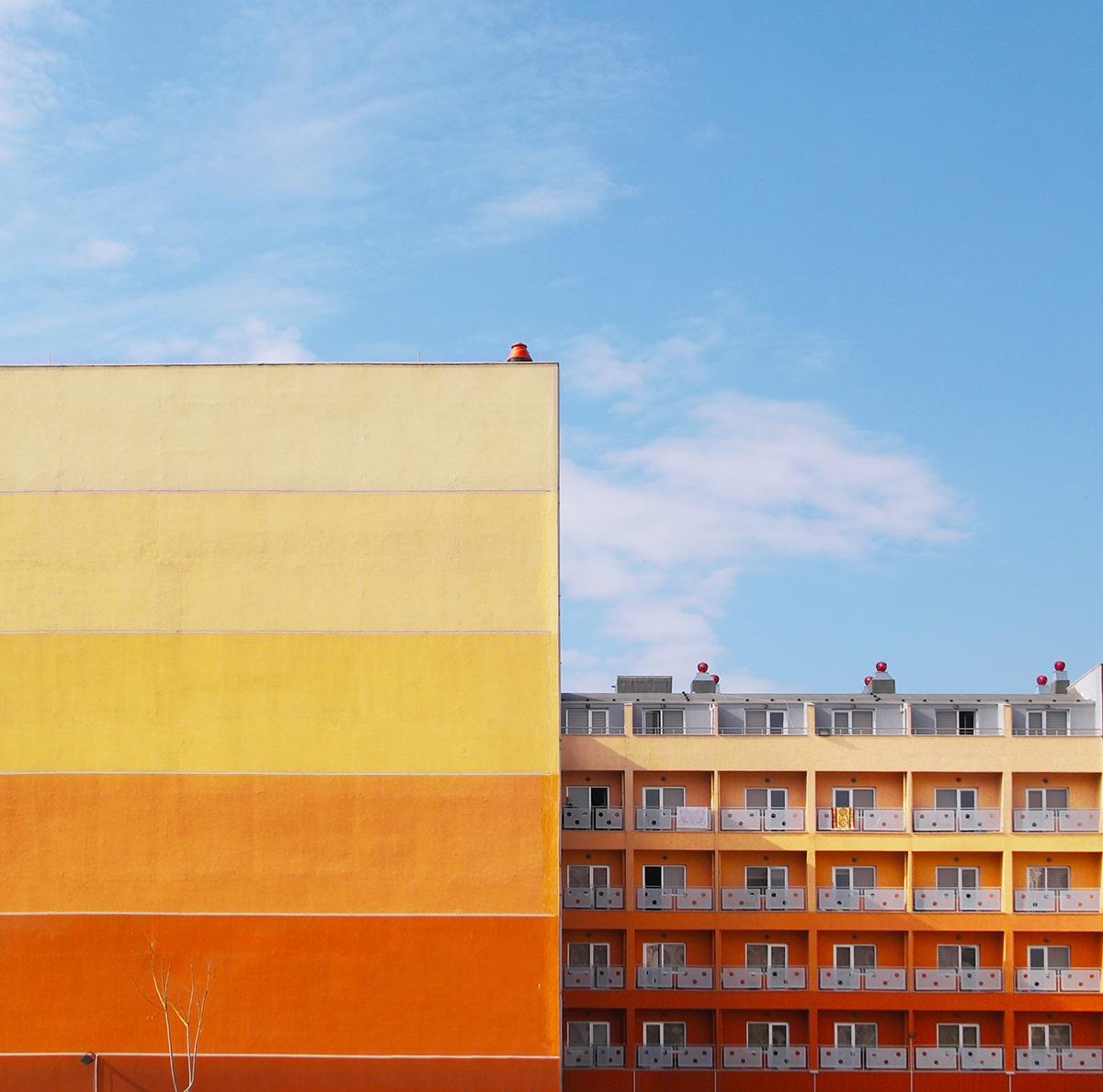 Fotografía urbana de Yener Torun