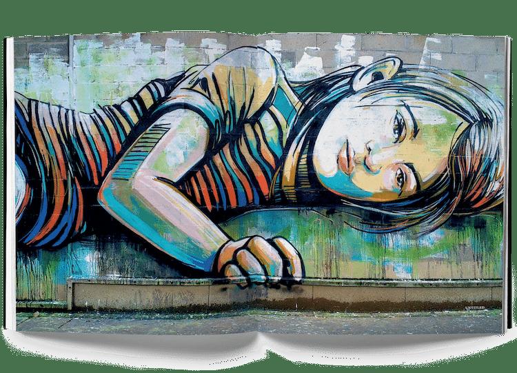 Win Street Artist Alice Pasquini's New Book