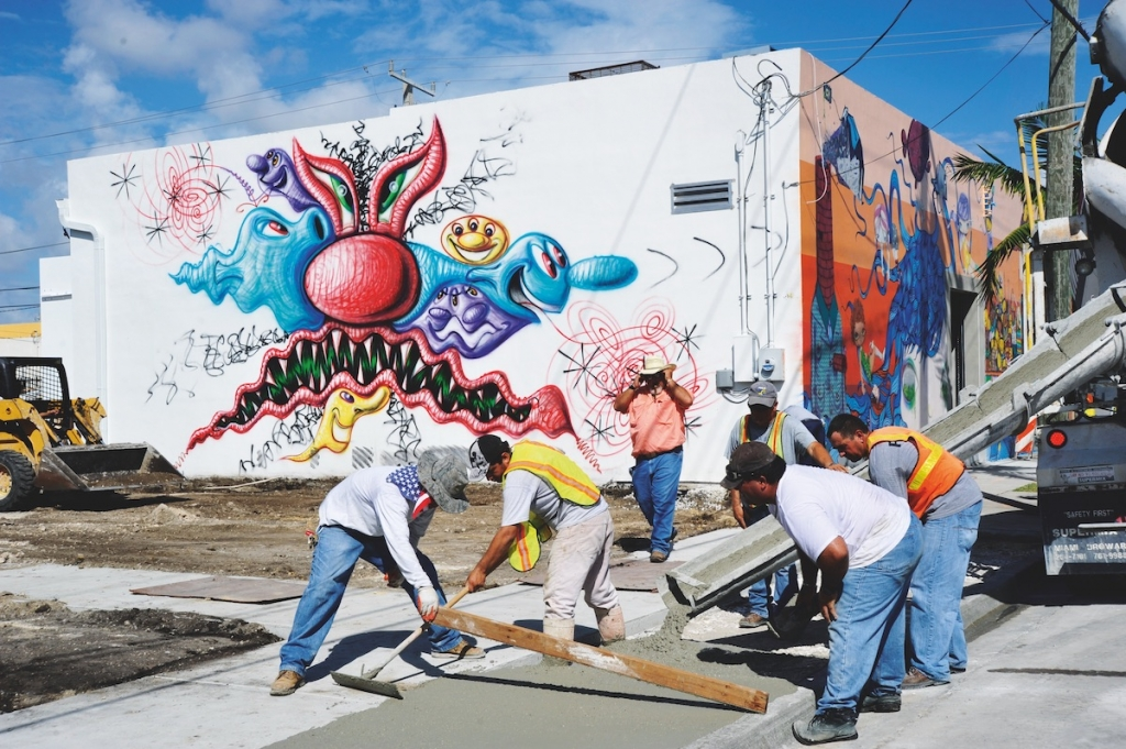 Wynwood Walls and Martha Cooper