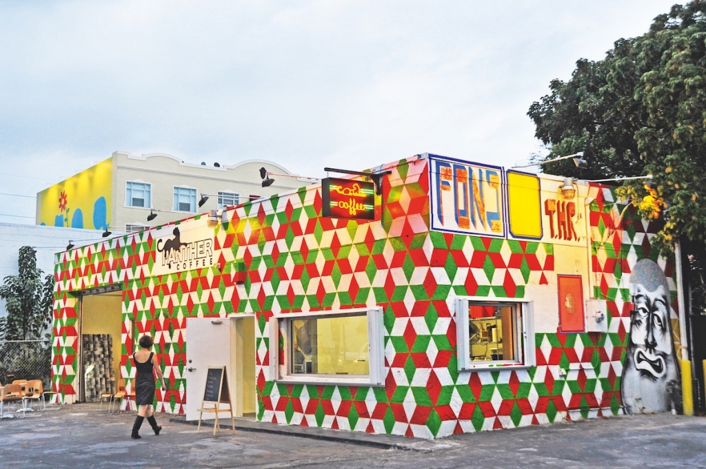 Barry McGee at Wynwood Walls