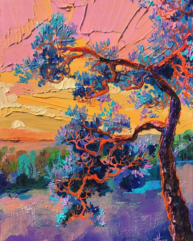 Anastasia Trusova Landscape Paintings