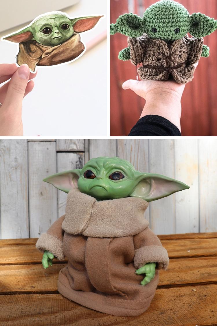 Baby Yoda productos