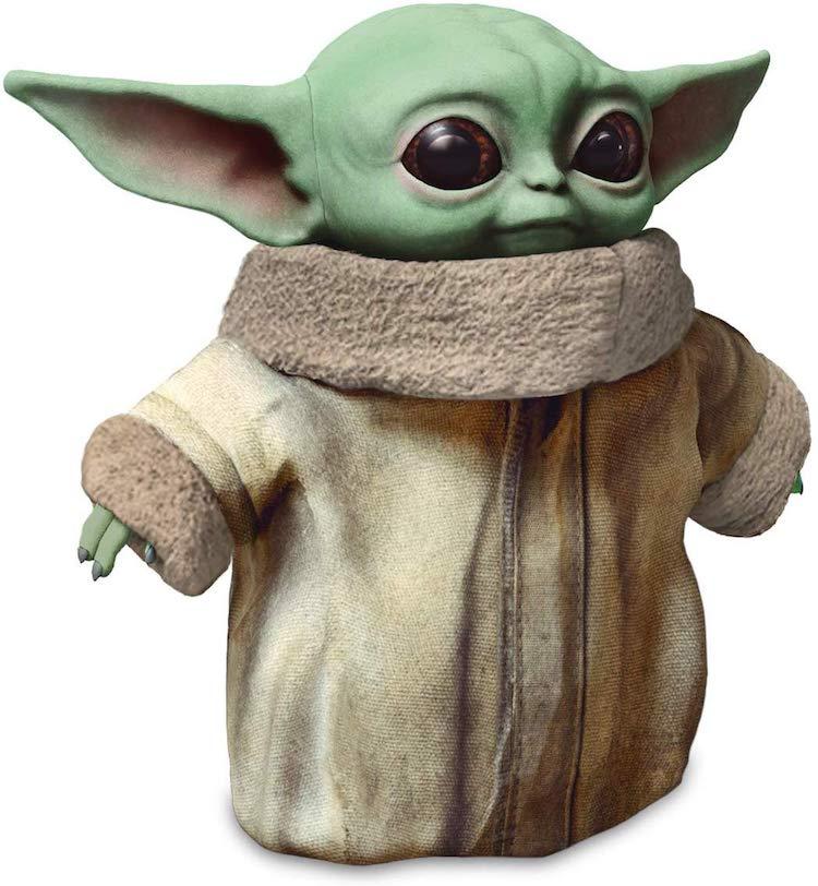 Baby Yoda muñecos