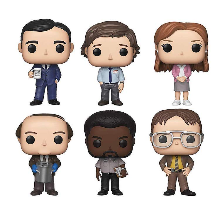The Office Action Figures