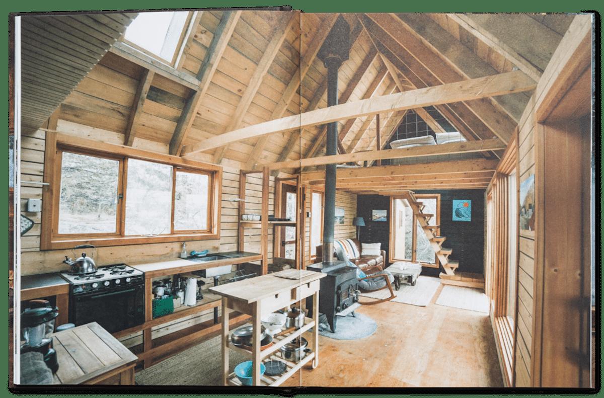 Cabin Porn Interior
