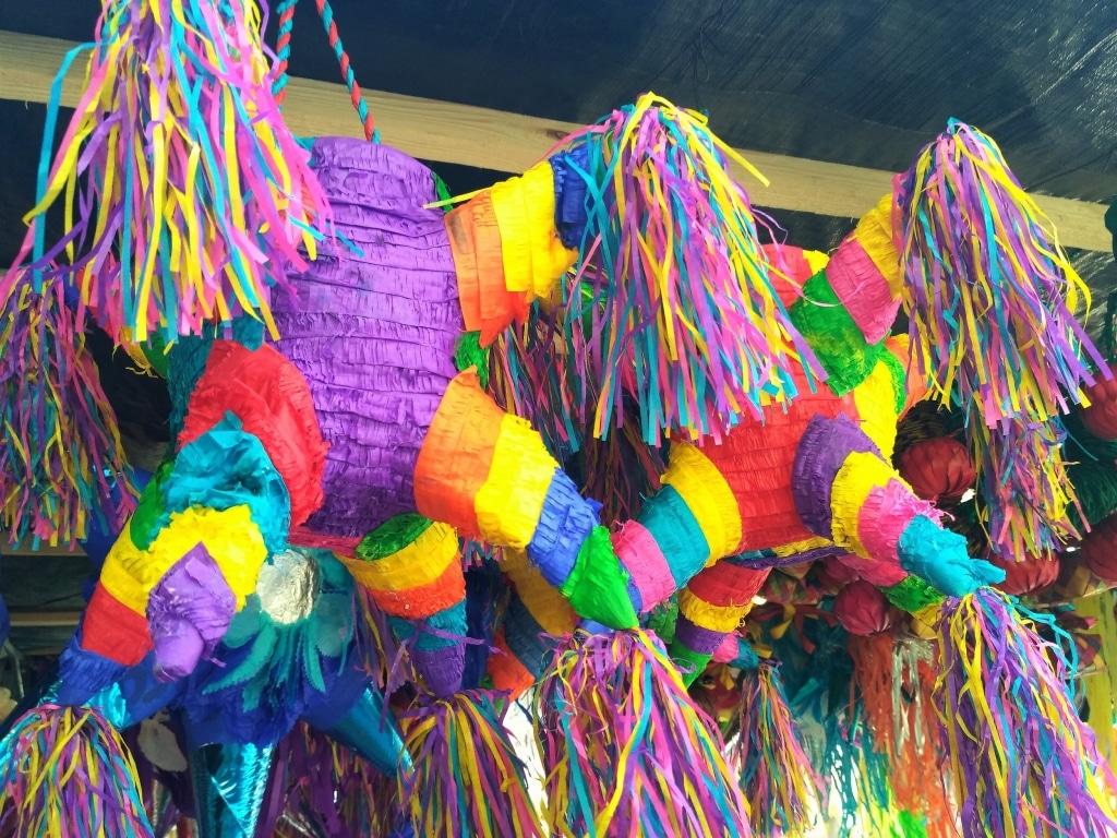 Cómo se hace una piñata
