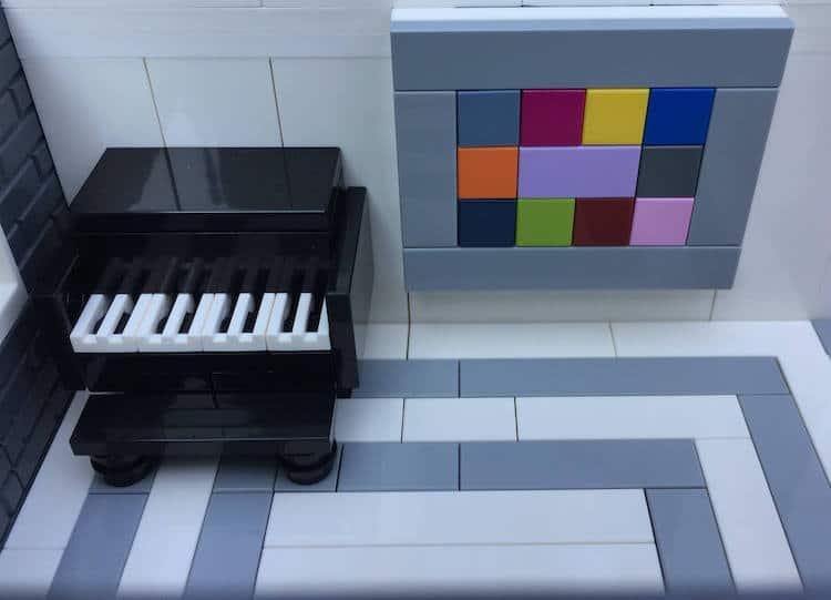 LEGO House Custom Build