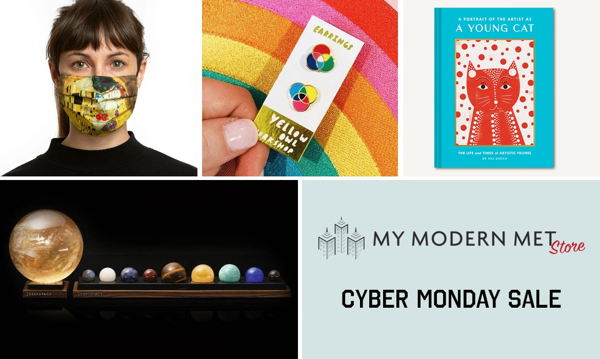 Cyber Monday Sale at My Modern Met Store
